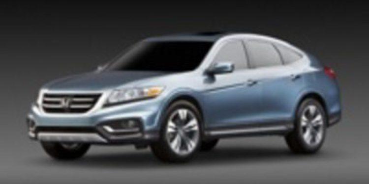 Honda Crosstour Concept, la versión actual se maquilla un poco