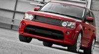 Project Khan le da al Range Rover Sport un aspecto muy seductor