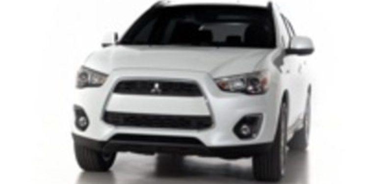 Mitsubishi presenta la actualización del ASX en Nueva York