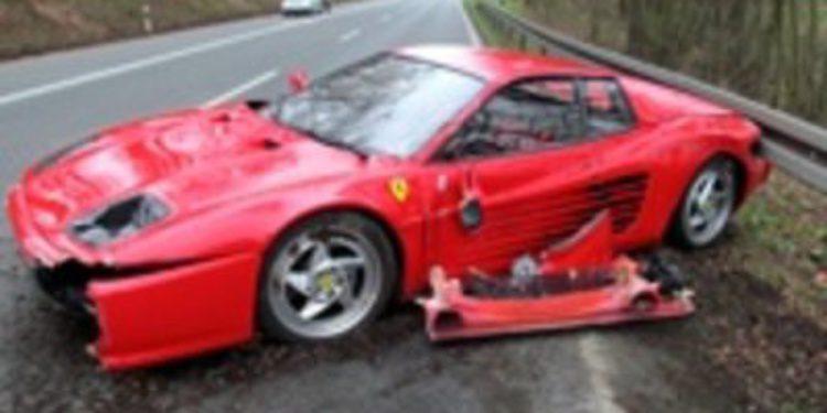 ¿Tu Ferrari o un erizo?