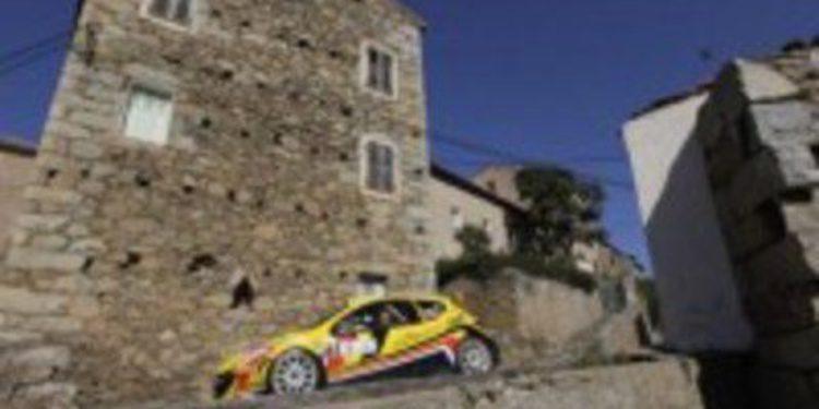 Mayor difusión del Tour de Corse del IRC por Eurosport