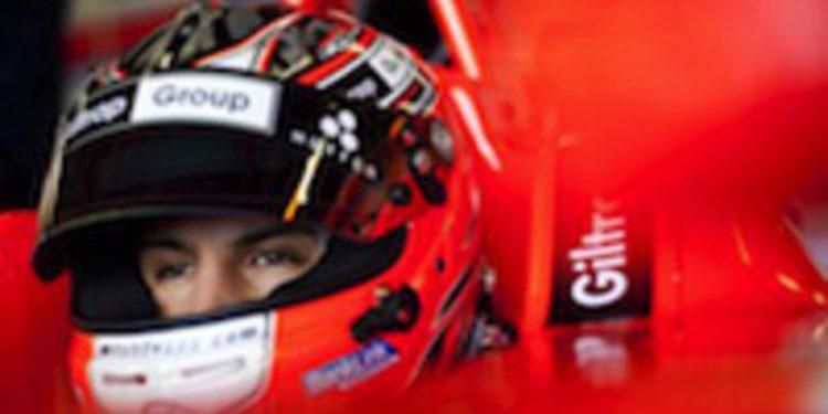 Dominio de MW Arden en el primer día de la GP3 en Silverstone