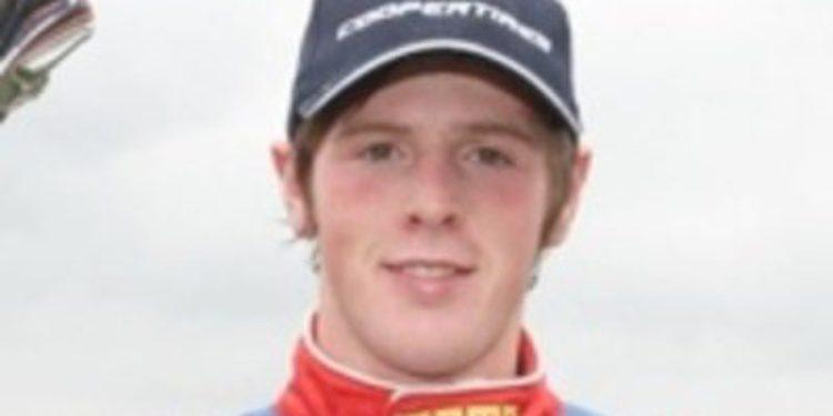 William Buller completa la alineación de Carlin para GP3