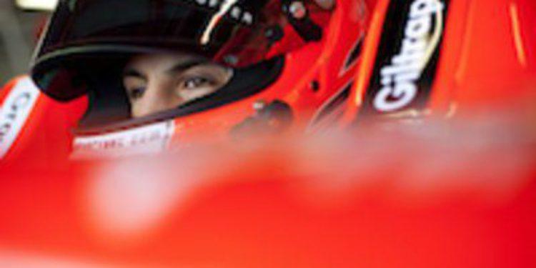 Mitch Evans vuelve a ser el más rápido de GP3 en el último día de test en Silverstone