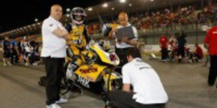 El Team Laglisse de Moto3 cambia el chasis Honda por el FTR