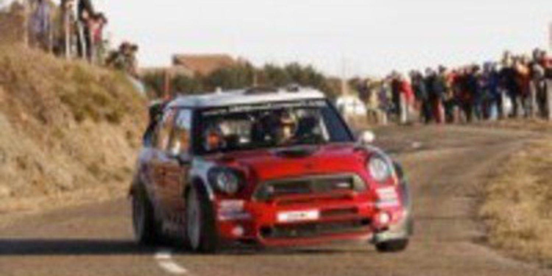 Prodrive podría no estar en el Rallie de Acrópolis del WRC