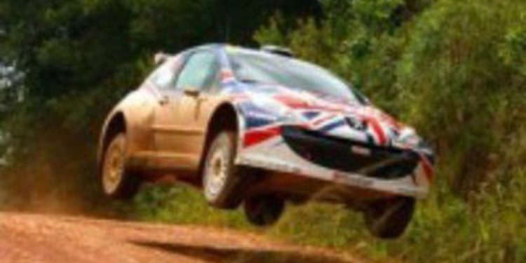 Lista de inscritos para el Rallie de Argentina del WRC