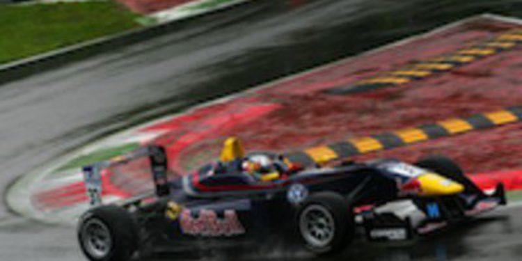 Carlos Sainz Jr hace doblete en Monza ganando la tercera carrera y se coloca líder de la F3 Británica