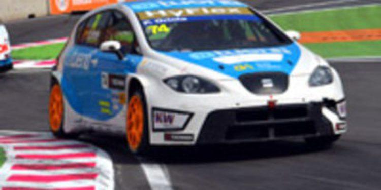 Yvan Muller lidera el triplete de Chevrolet en la segunda carrera
