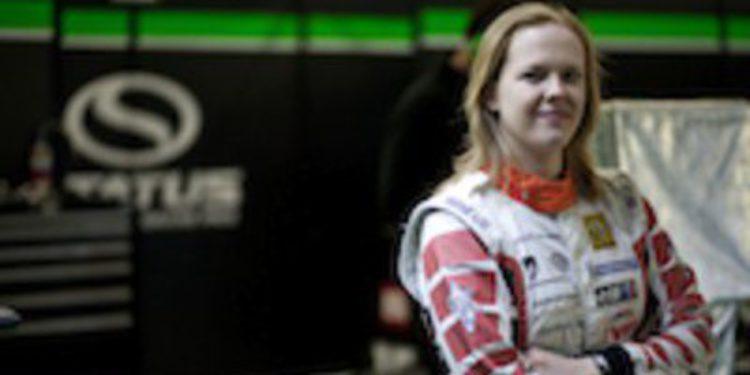 Alice Powell confirma su presencia en la GP3 con Status GP