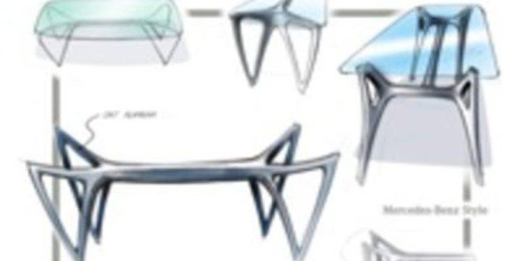 Mercedes-Benz presenta su primera colección de muebles