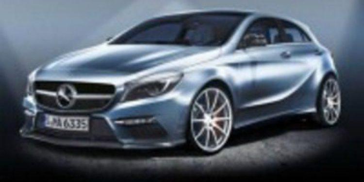 Mercedes Benz apuesta por un pequeño gran AMG, el A25