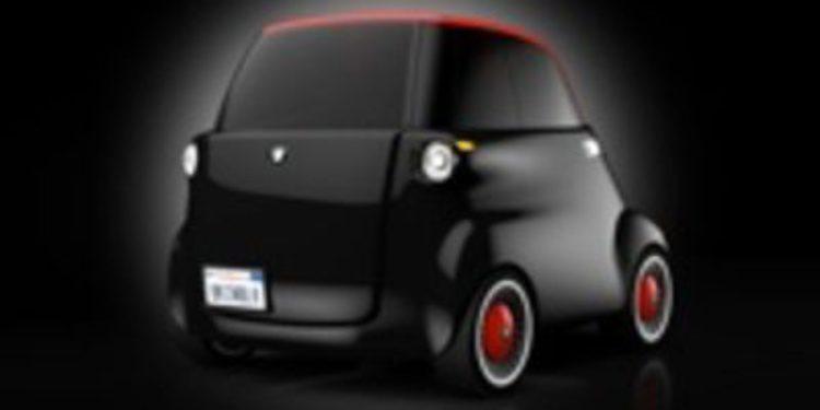 eSetta, imaginando al BMW Isetta del siglo XXI
