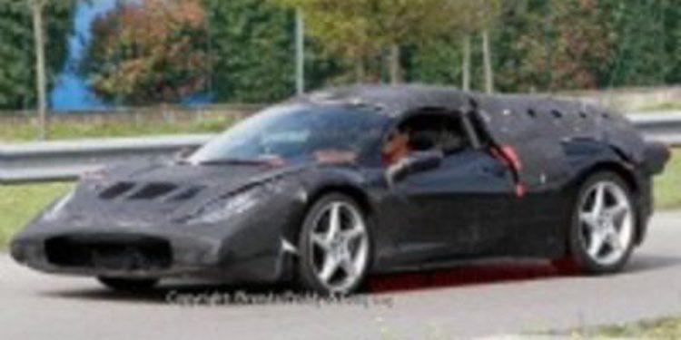 """Éstas son últimas novedades sobre el Ferrari F70 o """"Enzo 2013"""""""