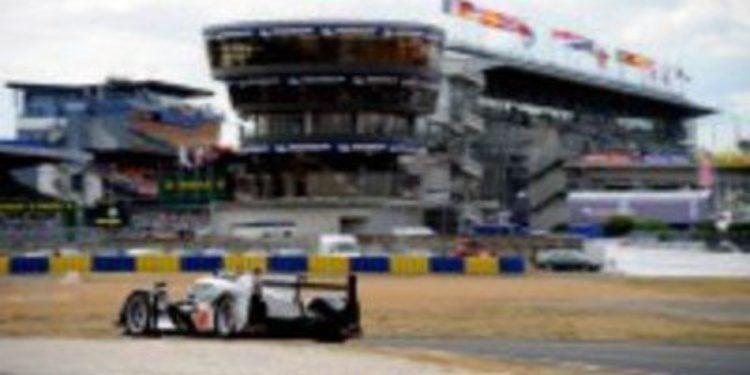 Sebastien Loeb probará el LMP2 de su equipo en Le Mans