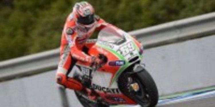 Nicky Hayden completa un nuevo test con la Ducati GP12