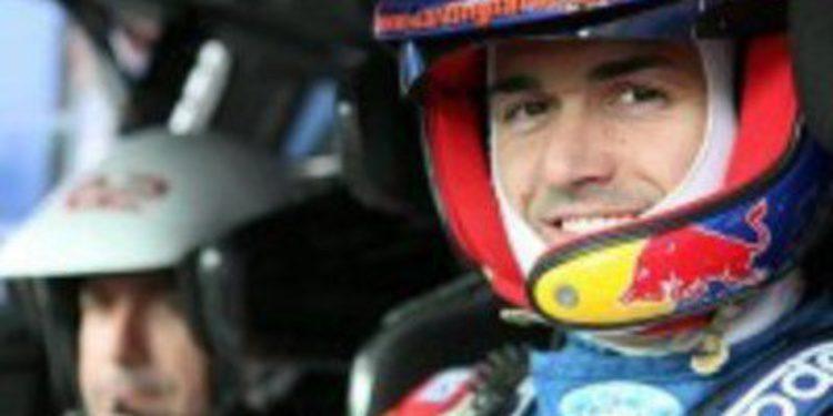 Dani Sordo ya ha probado el Ford Fiesta RS WRC