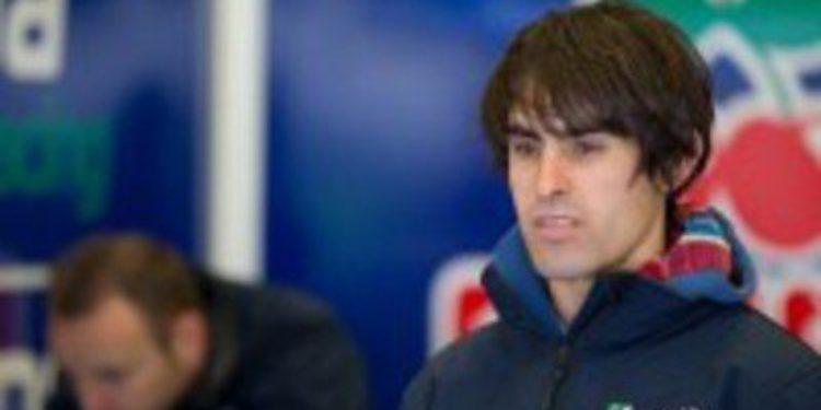 Julito Simón cree que su nivel es para colarse en el top5