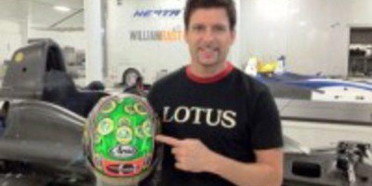 Alex Tagliani prepara los motores Lotus para los ovalos ausentándose de Sao Paulo