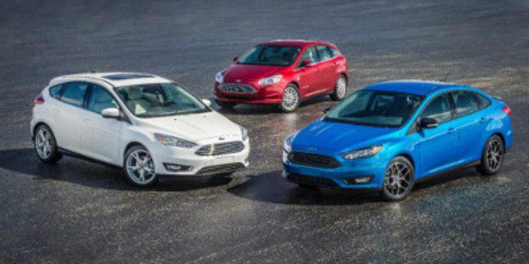 Todas las imágenes del nuevo Ford Focus sedán 2015