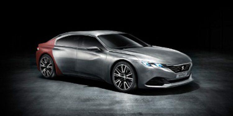 Peugeot desvela el interesante Exalt concept