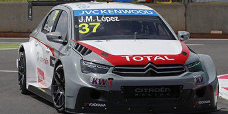 Sebastien Loeb domina la primera sesión libre en Marrakech