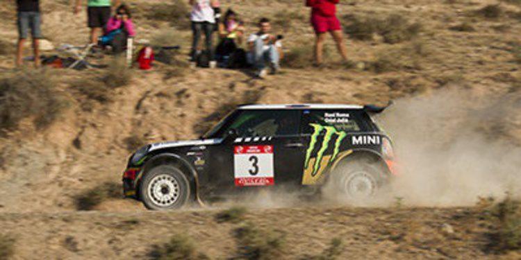Nani Roma estará en el Rally de Curtis