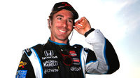 Simon Pagenaud manda en las calles de Long Beach