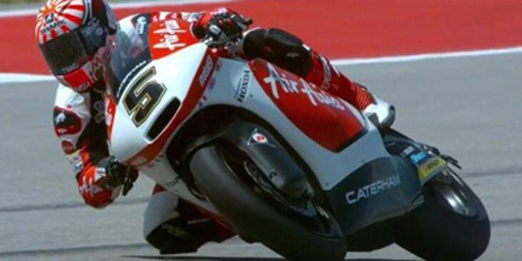 Doblete para Johann Zarco en los libres de Moto2 en Texas