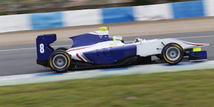 Jimmy Eriksson se lleva el mejor tiempo del último día de test en Jerez