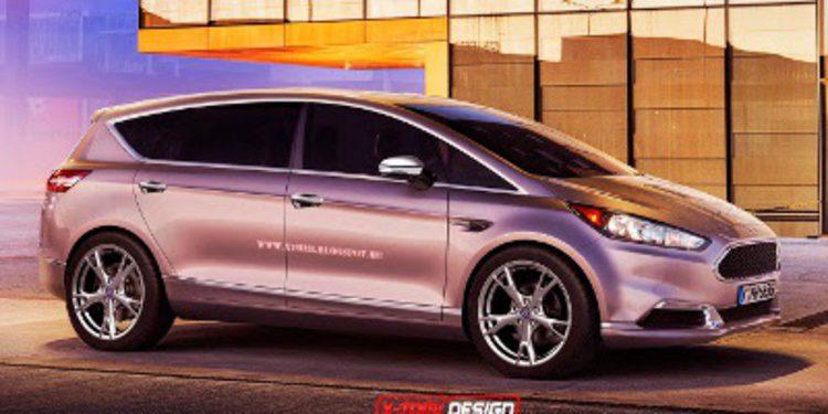 Descubre la versión de producción del Ford S-Max Vignale Concept