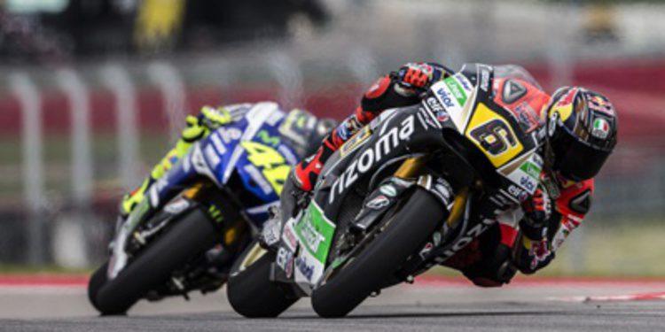 Directo de los FP3 del GP de las Américas de MotoGP 2014