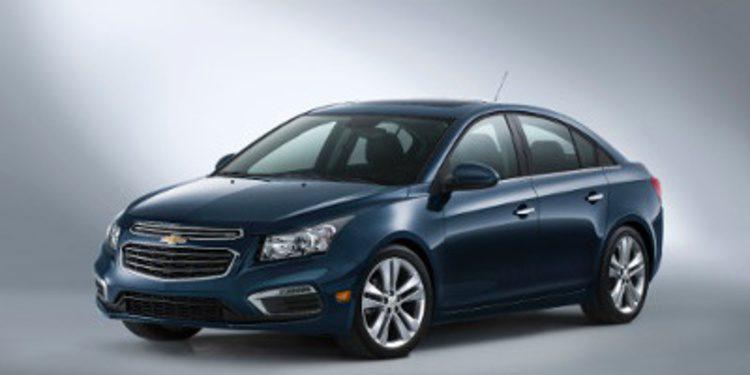 El nuevo Chevrolet Cruze es el mismo Cruze de siempre