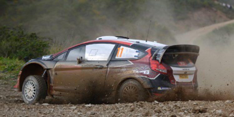 Ott Tänak con su futuro en el WRC y ERC en juego