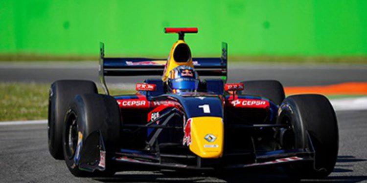 Carlos Sainz Jr. y la marcha imperial en Monza