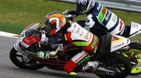 Efrén Vázquez repite en el warm up de Moto3 en Texas