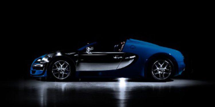 "Especial Bugatti ""Les Légendes de Bugatti"""