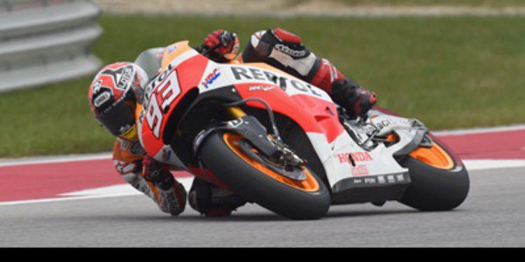 Austin revive una victoria letal de Marc Márquez en MotoGP
