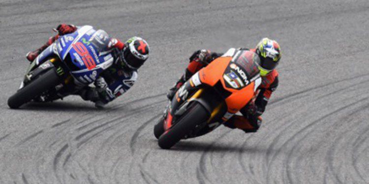 Jorge Lorenzo no descarta nada para seguir en MotoGP