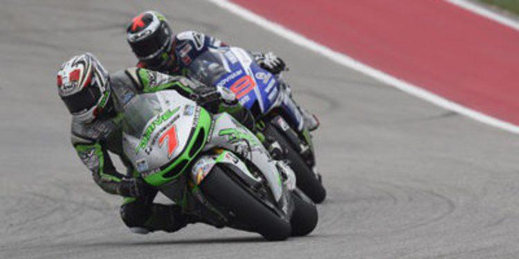 Las mejores imágenes del GP de las Américas de MotoGP 2014