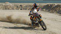 Inscritos en motos en el Sealine Cross Country Rally