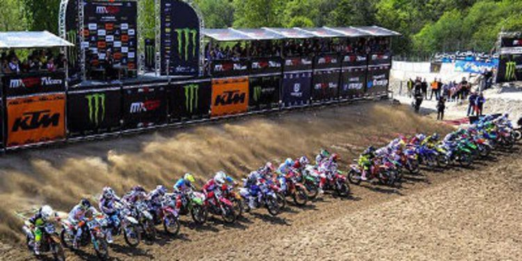 Tercera victoria para Jeffrey Herlings en MX2