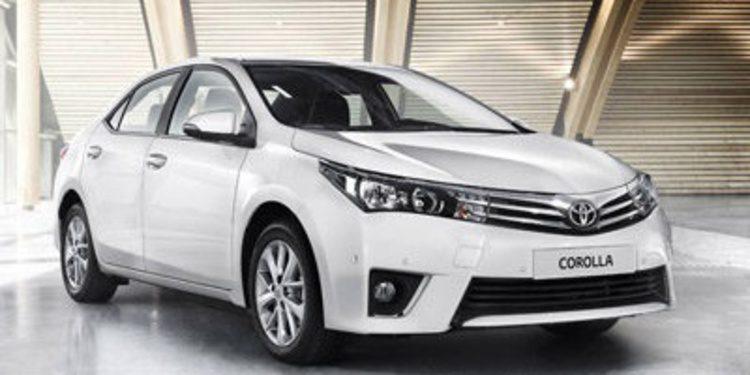 Toyota Corolla, el vehículo más vendido en el mundo en 2013