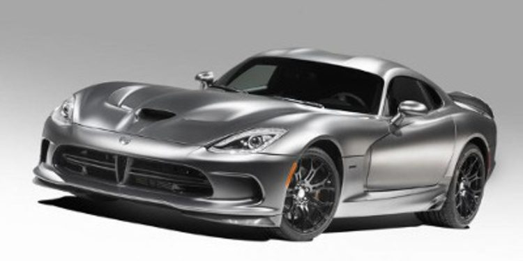 SRT y su Viper Time Attack Anodized Carbon Edition