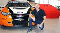 Rickard Rydell al WTCC 2015 con Nika Racing y un Civic TC1