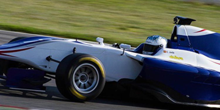 Carmen Jordà correrá en la GP3 con Koiranen GP