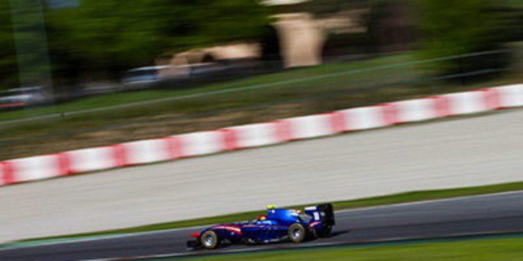 Emil Bernstorff el más rápido en el último día en Barcelona