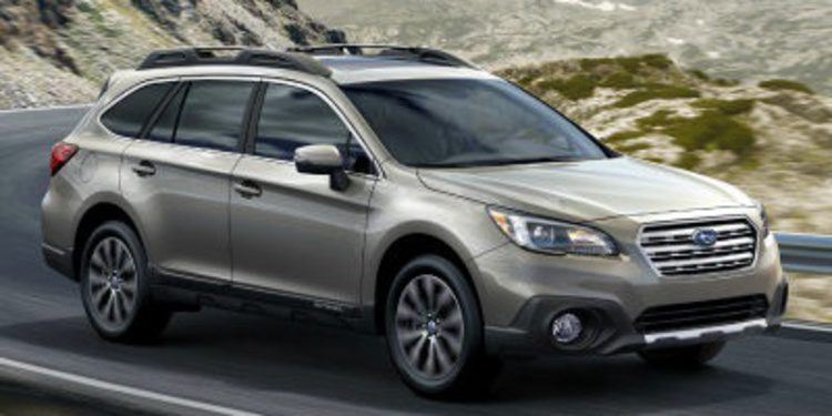 Subaru estrena en EEUU su nuevo Outback