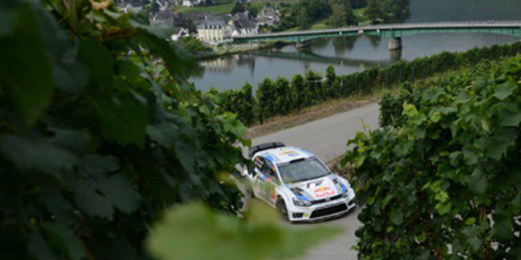 El Rally de Alemania 2014 del WRC presenta sorpresas