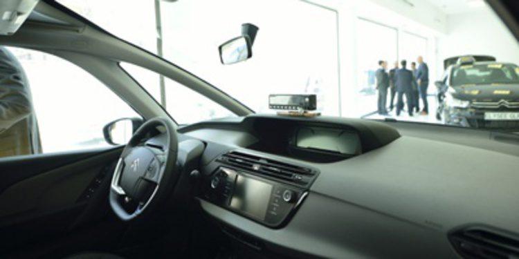 La guerra de los taxis suma al Citroën C4 Picasso